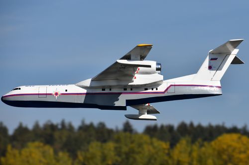 Beriev BE200 CNC Depron Kit
