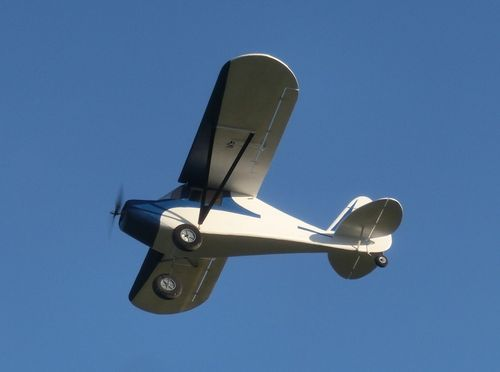 "Piper PA 15 Vagabond ""1400 mm"" Plan"